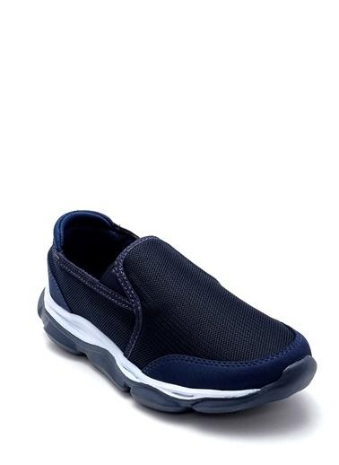Derimod Erkek Ayakkabı(Dnp-1264-3154) Sneaker Lacivert